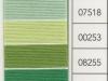 Linha Crochet_Eldorado_cores 4_verdes