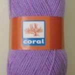 Novelo de lã Coral Miltons para Tricot, Crochet e Malha
